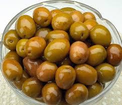 Blonde Olives