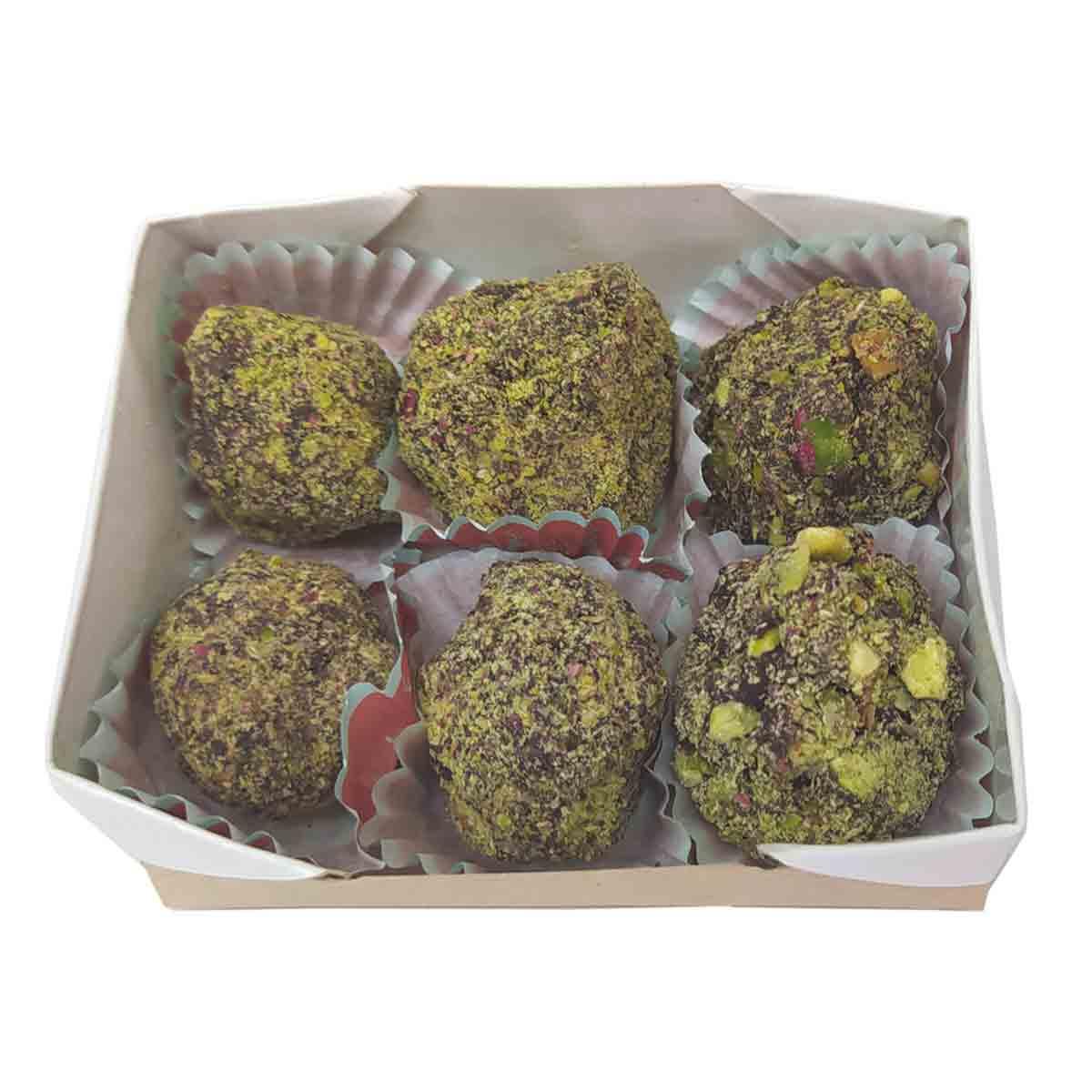 Chocolates with Pistachio