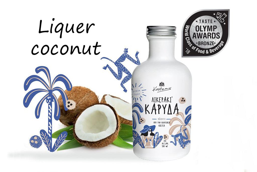 Coconut Liquer