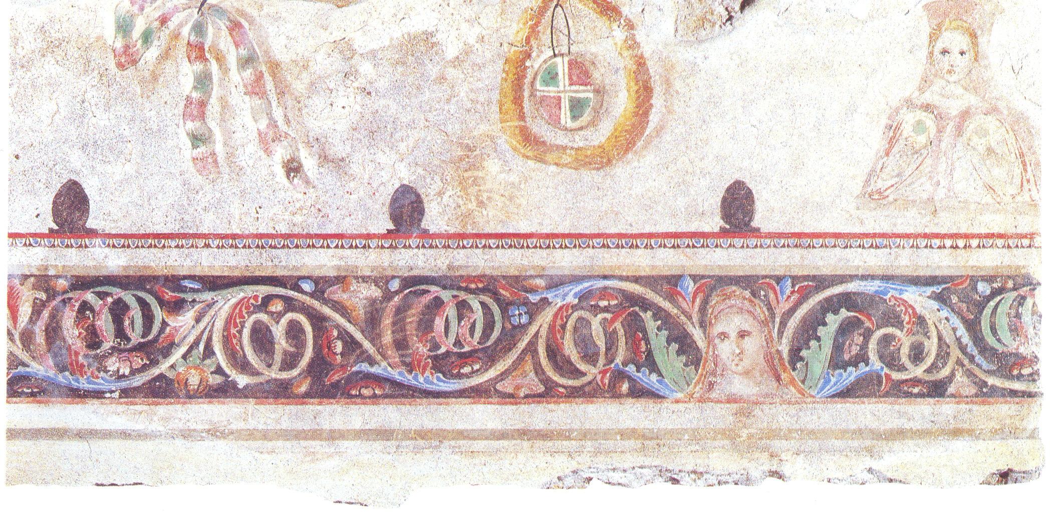 Ganze Fresco - Aenea