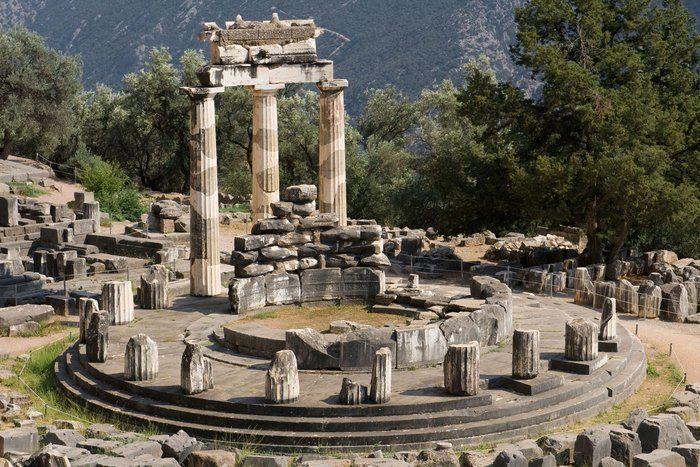 Archaeological site of Samos