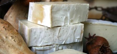 Ikarian soaps