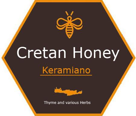 """Kretischer Honig """"Keramiano"""""""