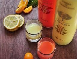 Liquer Kumquat Cream