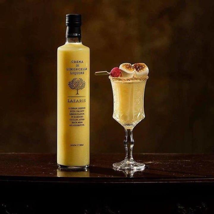 Limoncello Cream Liqueur