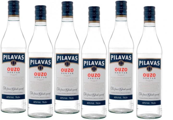 Ούζο Πιλάβας