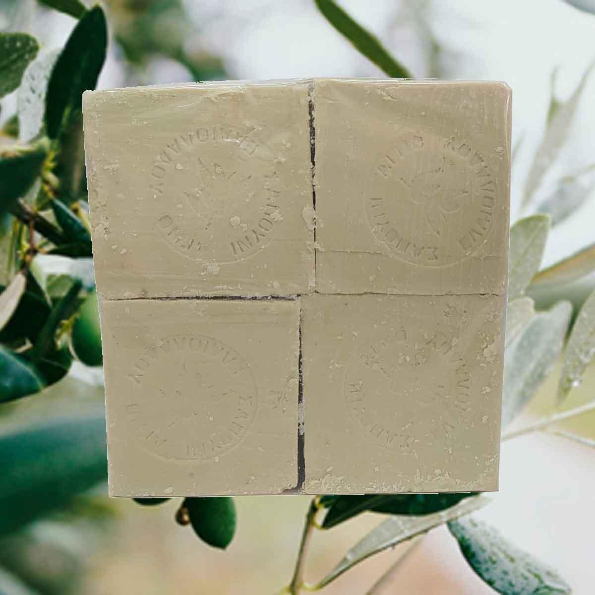White Olive Oil Soap