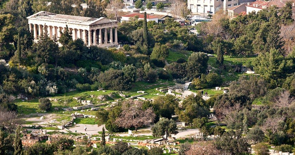 Ancient Athenian Agora