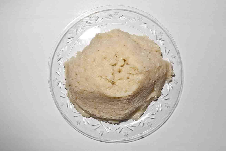 Garlic pulp