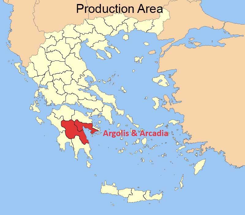 Argolis & Arcadia