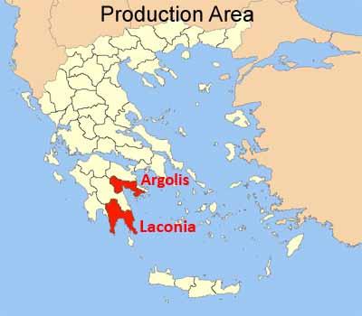 Argolis & Laconia