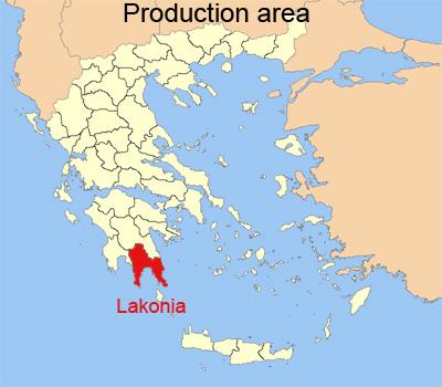 Λακωνία