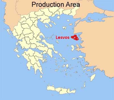 Mytilene Island