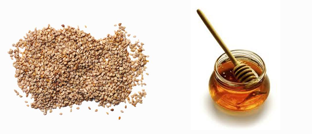 Παστέλι με μέλι